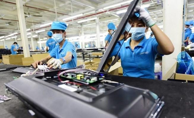 Việt Nam chi 30 tỉ USD nhập thiết bị, linh kiện... Trung Quốc