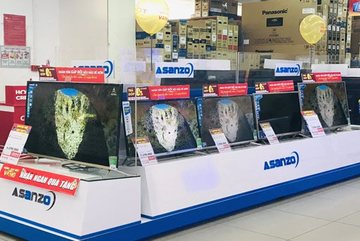 Major retailers take Asanzo products off shelves