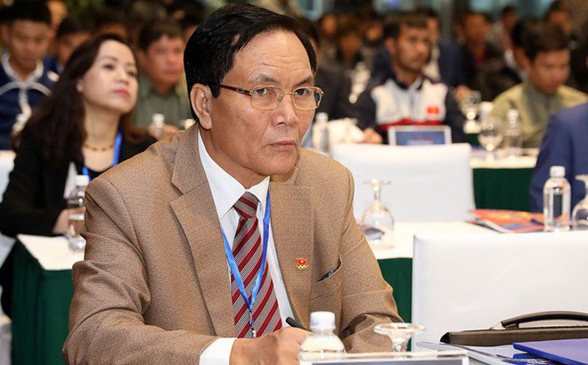 Ông Cấn Văn Nghĩa 'bỏ' ghế Phó Chủ tịch tài chính VFF