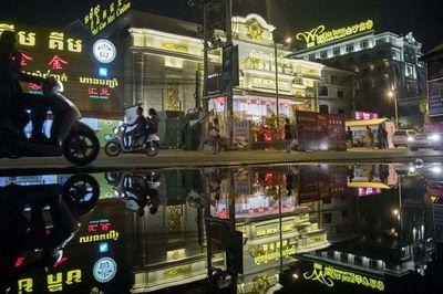 Trung Quốc đổ tiền vào Sihanoukville: Dân Campuchia không bén mảng sòng bài