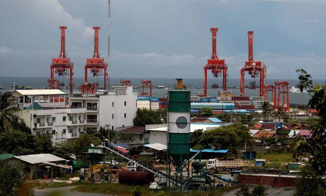 Campuchia,Trung Quốc,bẫy nợ,vay vốn,sòng bài,casino