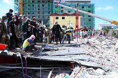 Sập công trình 28 người chết, Campuchia xử 4 người TQ