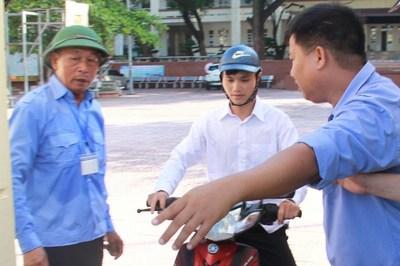 Nam sinh Quảng Ninh hốt hoảng vì tới nhầm điểm thi