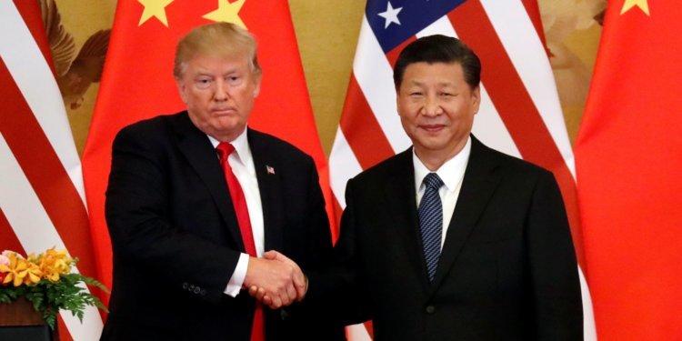 Mỹ,Trung Quốc,Mỹ - Trung,Cuộc chiến thương mại,Chiến tranh thương mại Mỹ - Trung,Donald Trump,Tập Cận Bình,Washington,Bắc Kinh,đàm phán,thương mại,kinh tế,Lưu Hạc,Steven Mnuchin