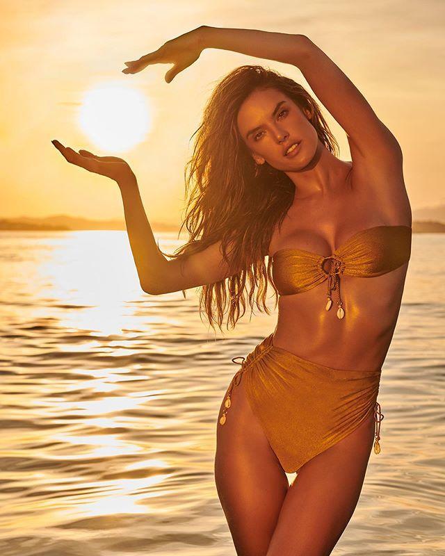 Alessandra Ambrosio,Victoria's Secret