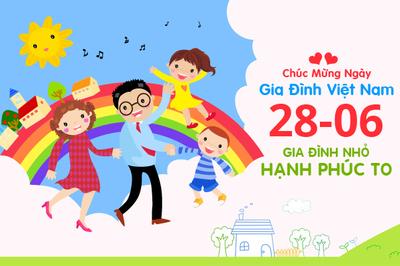 Lời chúc ý nghĩa tặng người thân nhân ngày Gia đình Việt Nam