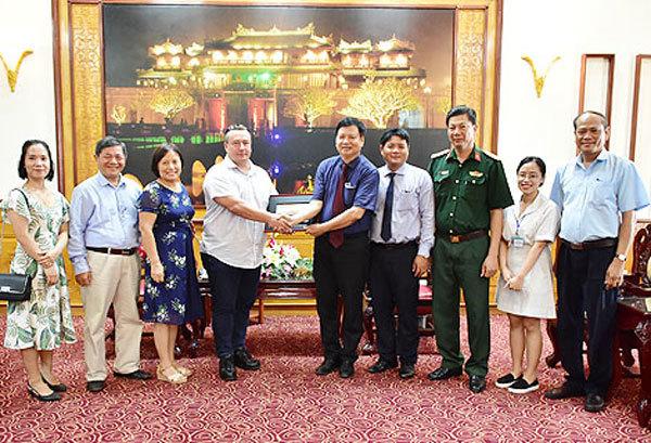 Thua Thien-Hue,Norway helps bomb,mine clearance,social news,english news,Vietnam newsvietnamnet news,Vietnam latest news,Vietnam breaking news,Vietnamese newspaper,Vietnamese newspaper articles