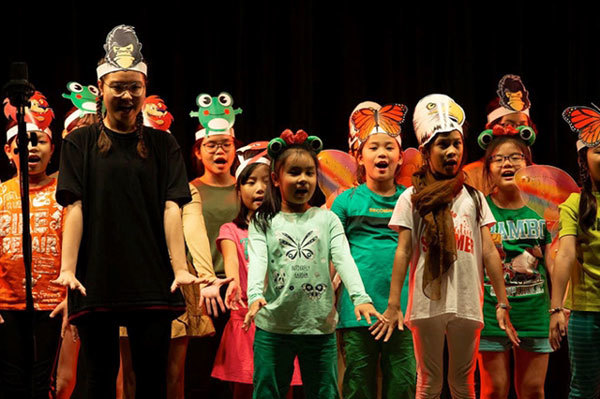 Special concert to serve children with visual impairments