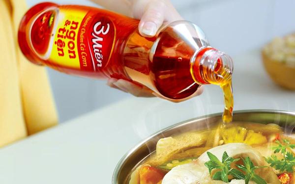sao Việt,nước chấm,bữa cơm ngon gia đình,3 Miền