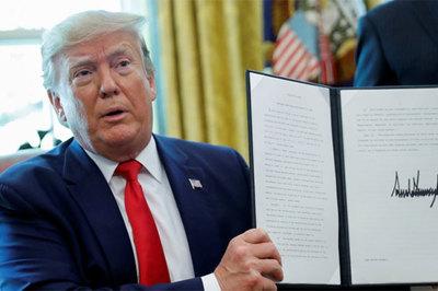 Mổ xẻ đòn trừng phạt ông Trump vừa giáng xuống Iran