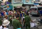 Cô gái trẻ tử vong sau tiếng va đập mạnh trên phố Sài Gòn