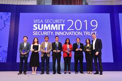 Vietcombank giành giải của Tổ chức thẻ quốc tế Visa