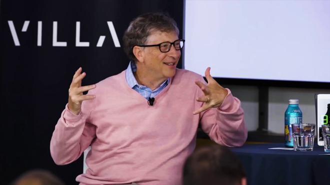 Bill Gates,Android,Google,Microsoft,iPhone