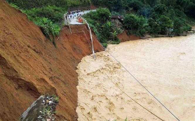 Flash floods,social news,english news,Vietnam news,vietnamnet news,Vietnam latest news,Vietnam breaking news