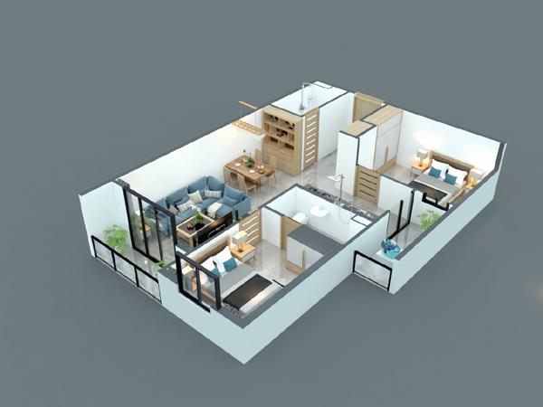 HUD phát triển nhà ở xã hội trên khắp 3 miền