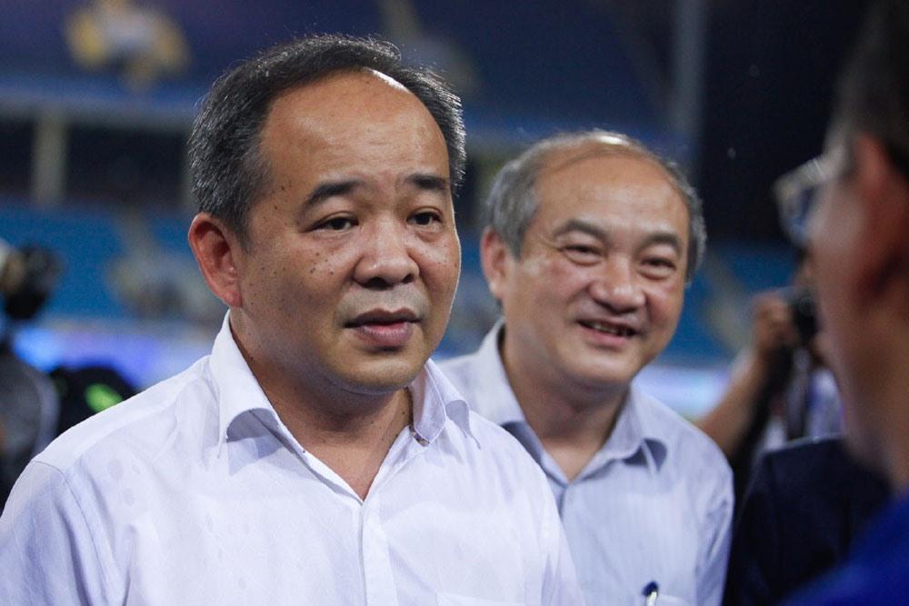 Chủ tịch VFF phủ nhận ông Cấn Văn Nghĩa rút lui vì yếu kém