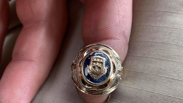nhẫn vàng,kho báu