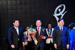 Vedan Việt Nam nhận Giải Vàng Chất lượng Quốc gia năm 2018