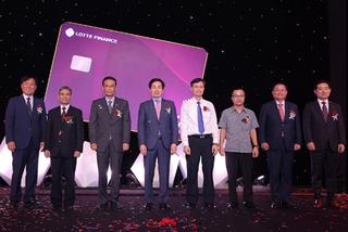 Công ty Tài chính Lotte ra mắt thị trường Việt Nam