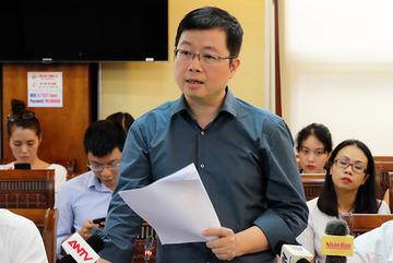 """Cục trưởng Cục Báo chí: """"Đợt tổng kiểm tra sức khỏe của báo chí Việt Nam"""""""
