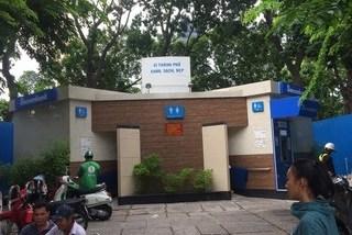 Land transfer problem hinders HCM City public toilet project