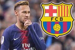 Neymar đồng ý giảm 1/2 lương để trở lại Barca