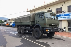 Russian automaker KamAZ to operate in Viet Nam next year