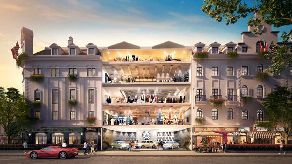 Giải 'bài toán sinh lời', shophouse Hạ Long hút nhà đầu tư