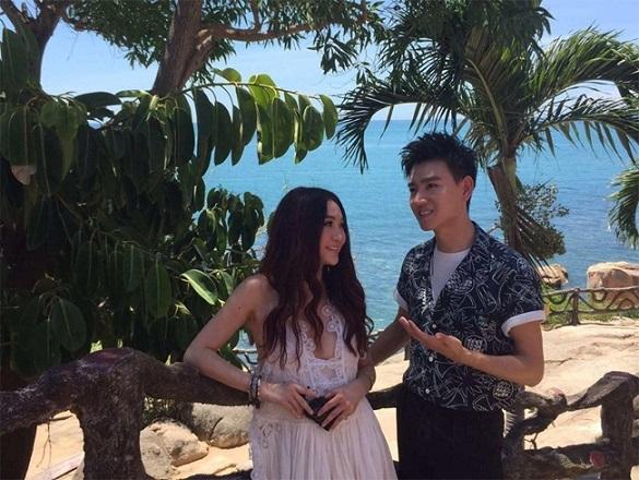'Phan Kim Liên' Ôn Bích Hà khoe ảnh nghỉ dưỡng tại Nha Trang