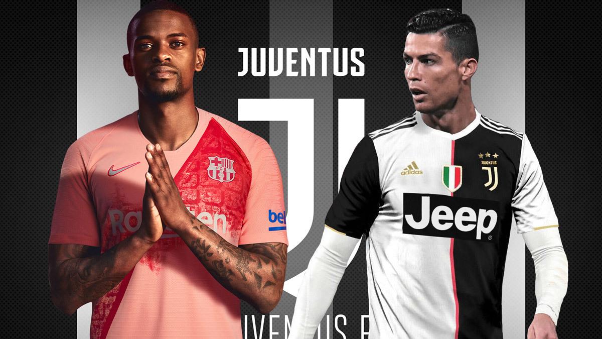 Juventus,Cristiano Ronaldo,Ronaldo,Nelson Semedo,Barca