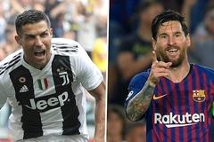 Gia tài Messi vượt xa Ronaldo, ở cùng tuổi 32