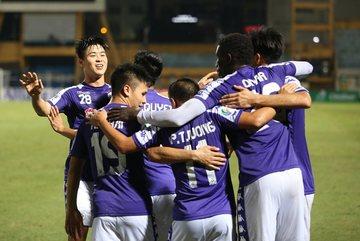 Video bàn thắng Hà Nội 2-1 Ceres Negros