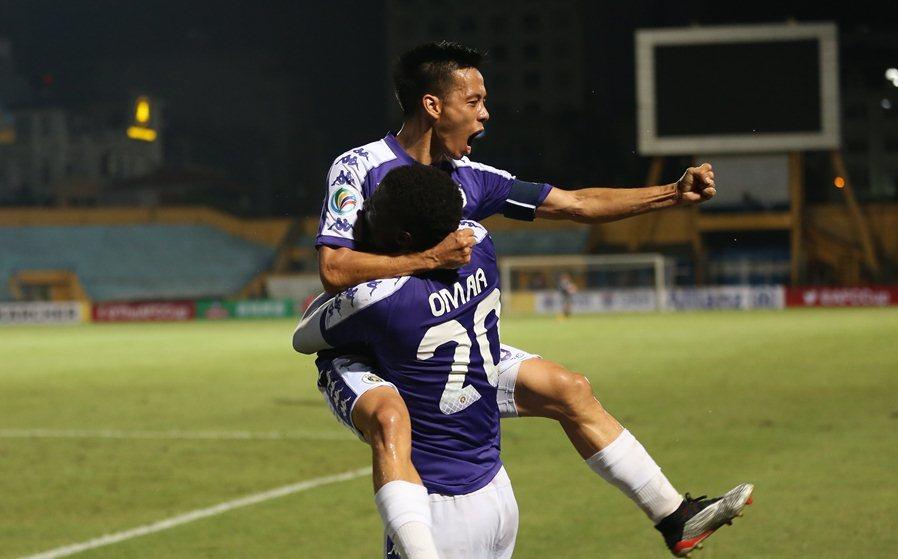 Hà Nội vs Ceres Negros,AFC Cup 2019
