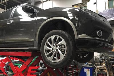 Chạy thử 1.000 km, không phát hiện Nissan X Trail rò dầu động cơ
