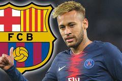 MU mua hàng giá rẻ, Neymar ký 5 năm Barca