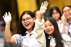 90% bài thi môn Ngữ văn ở TP.HCM đạt điểm từ trung bình trở lên