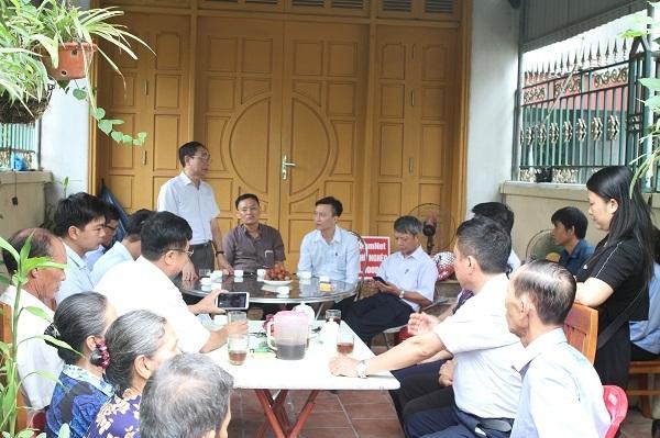 Ước mơ xây nhà mới của chị Trần Thị Huế đã thành hiện thực