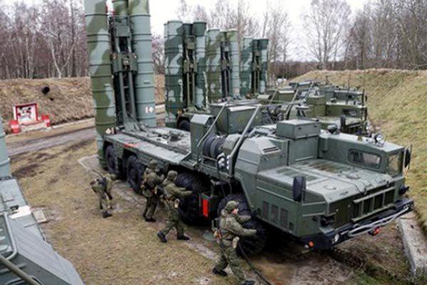 Nga,hệ thống phòng thủ tên lửa,siêu rồng lửa S-500,vũ khí