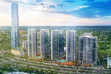 Cơ hội 'vàng' sở hữu căn hộ cao cấp Eco Green Saigon