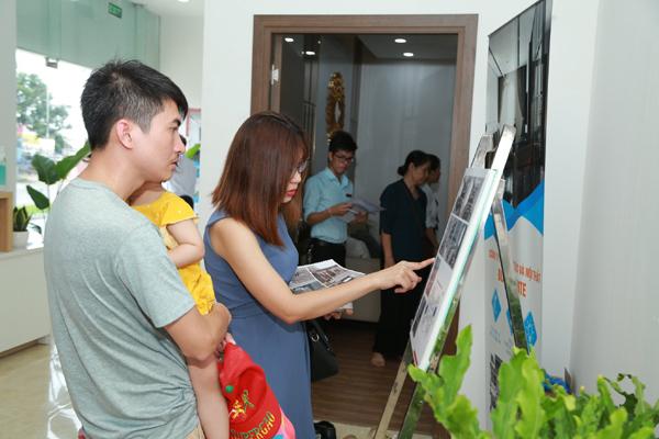Ra mắt nhà mẫu, hơn 100 căn hộ Eurowindow River Park có chủ