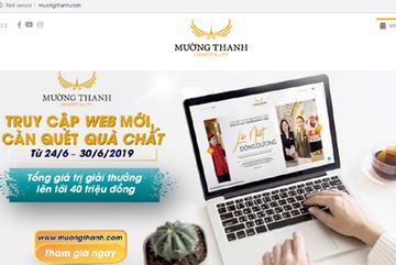 4 tính năng hấp dẫn trên giao diện website Mường Thanh Hospitality mới