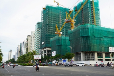 Đua xây khách sạn, 6 tháng gần 7.000 phòng đổ bộ Đà Nẵng