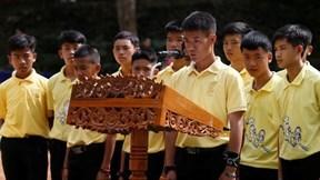 Đội bóng nhí Thái một năm sau vụ mắc kẹt