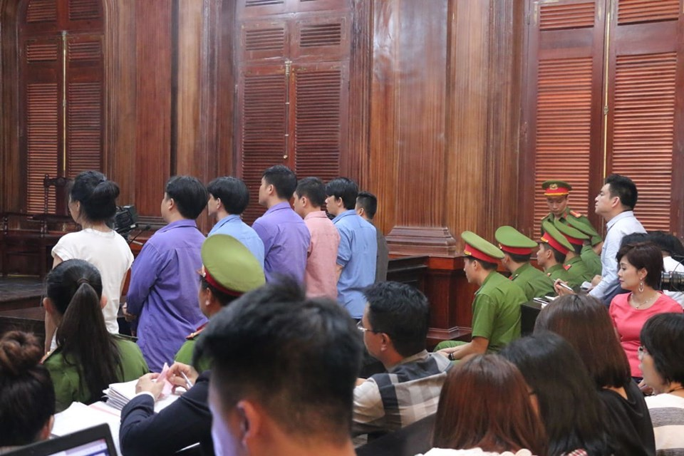 Bác sỹ Chiêm Quốc Thái,Chiêm Quốc Thái,cố ý gây thương tích