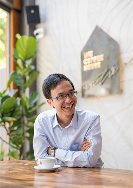 Entrepreneur aims to bring quality Vietnamese coffee abroad