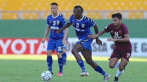 AFC Cup 2019,PSM Makassar vs Bình Dương