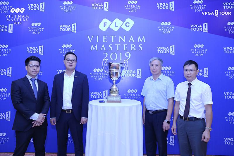 'FLC Vietnam Masters 2019 thúc đẩy phát triển phong trào golf Việt Nam'