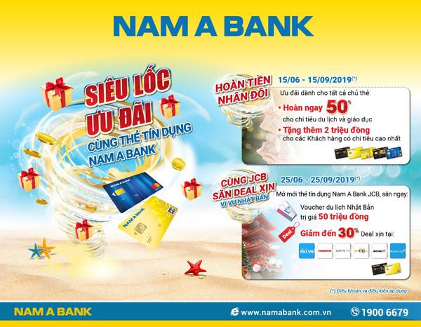 thẻ tín dụng,ưu đãi
