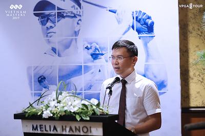 """""""FLC Vietnam Masters 2019 thúc đẩy phát triển phong trào golf Việt Nam"""""""