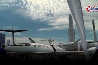 Mẫu máy bay không cần xăng dầu vẫn bay cả nghìn km